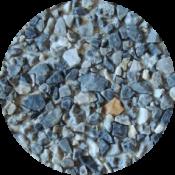 022 Мрамор серый круг