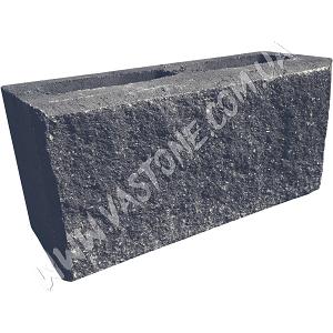 Блок колотый черный