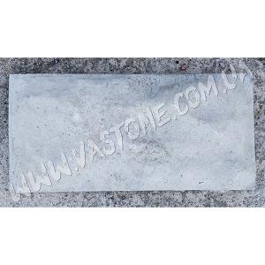 Фасадная плитка Рваный камень, серая