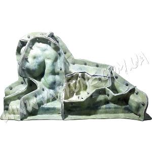 Форма фигура животного Лев №2 4