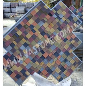 Тротуарная плитка Австрийский камень 1