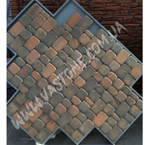 Тротуарная плитка Старый город колор-микс 2