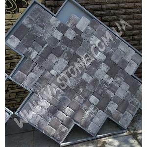Тротуарная плитка Старый город колор-микс 4