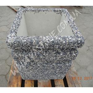 Урна Невада, мрамор серый