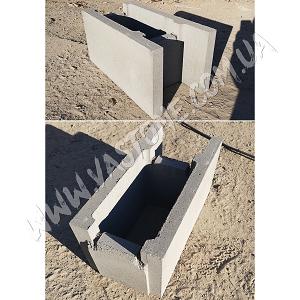 Блок опалубки 3