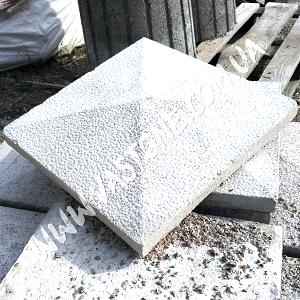 крышка для столба четырехскатная 1
